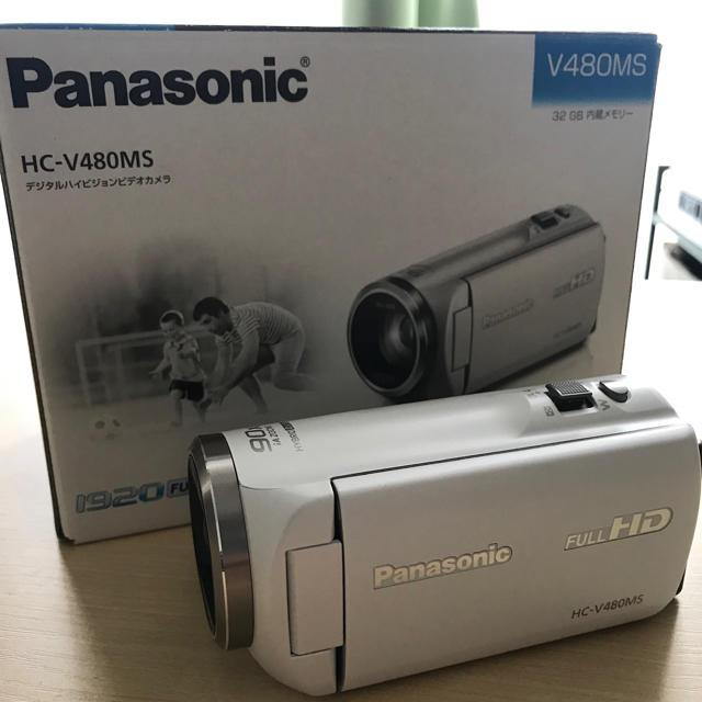 Panasonic(パナソニック)の美品★パナソニック ビデオカメラ スマホ/家電/カメラのカメラ(ビデオカメラ)の商品写真
