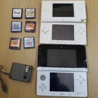 任天堂 - 任天堂3DS/DS ジャンク品 2台セット