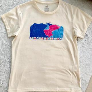 MILLET - 【MILLET】レディース 白Tシャツ Mサイズ