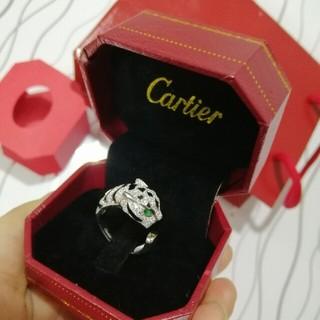カルティエ(Cartier)の美品 Cartier カルティエ  リング 7 (リング(指輪))