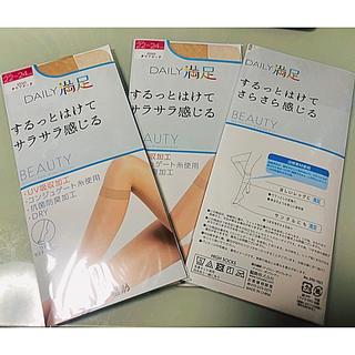 フクスケ(fukuske)の☆新品!! 福助 ストッキング 3セット☆(タイツ/ストッキング)
