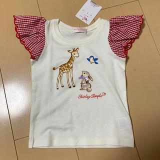 Shirley Temple - アニマル Tシャツ 100