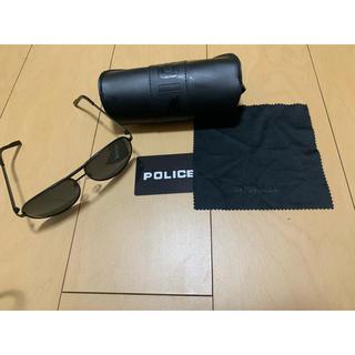ポリス(POLICE)のポリス サングラス 新品(サングラス/メガネ)