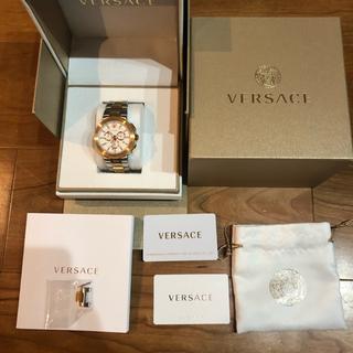 ヴェルサーチ(VERSACE)のヴェルサーチ 時計☆美品☆(腕時計(アナログ))