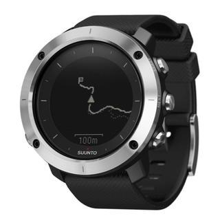 スント(SUUNTO)のスント トラバース ブラック(SS021843000) 値下げしました!(腕時計(デジタル))