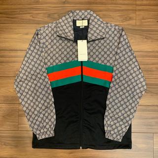 Gucci - 【GUCCI】19SS オーバーサイズ テクニカルジャージー ジャケット 超希少