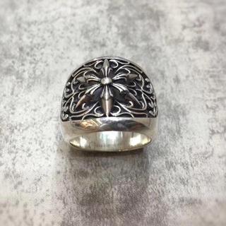 クロムハーツ(Chrome Hearts)のクロムハーツ オーバルクスターリング(リング(指輪))