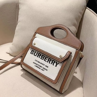 BURBERRY - BURBERRYハンドバッグショルダーバッグ女性用バッグ