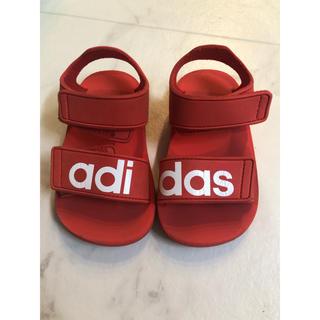 adidas - アディダスサンダル 14㎝
