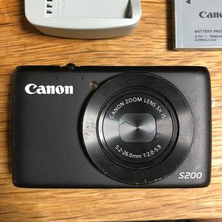 Canon - Canon デジタルカメラ Powershot S200