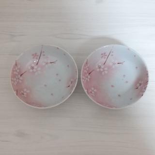 食器 小鉢 器 桜 2枚セット