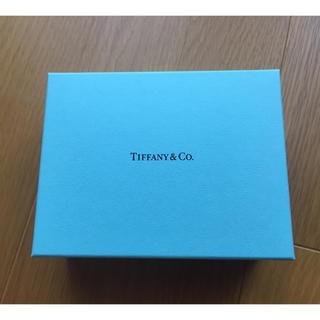 ティファニー(Tiffany & Co.)のTiffany& Co. 箱 ポーチ リボン アクセサリーケース ティファニー(ショップ袋)