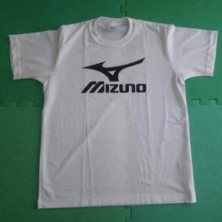 ミズノ(MIZUNO)のミズノTシャツLサイズ 未使用 白(ウェア)