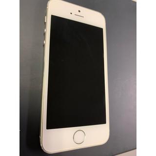 iPhone - iPhone5s 32gb シルバー