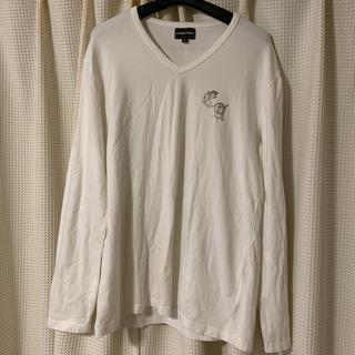 エンポリオアルマーニ(Emporio Armani)のかつくん様専用 エンポリオアルマーニ ロンT 長袖 tシャツ  XL (Tシャツ/カットソー(七分/長袖))