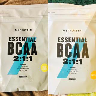 MYPROTEIN - BCAA 250g ビターレモン トロピカル マイプロテイン bcaa 筋トレ