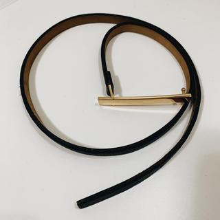 ドゥーズィエムクラス(DEUXIEME CLASSE)のdeuxiemeclasse/B-low platebelt(ベルト)