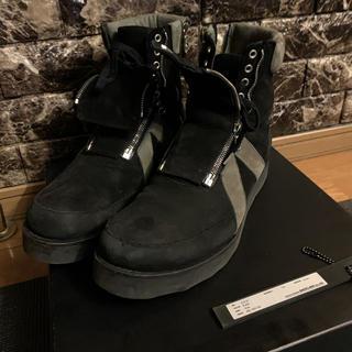 イサムカタヤマバックラッシュ(ISAMUKATAYAMA BACKLASH)のバックラッシュ スニーカーブーツ(ブーツ)