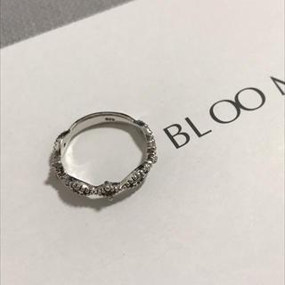 BLOOM - BLOOM ブルーム シルバー リング 指輪 9号