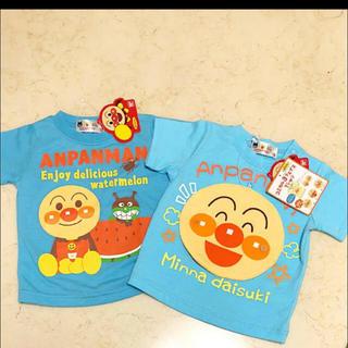 バンダイ(BANDAI)のアンパンマンTシャツ(Tシャツ)