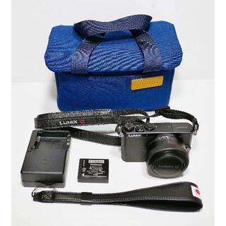 Panasonic - PANASONIC  DMC-GM1 K レンズキット