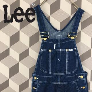 Lee - 【Lee】リー オーバーオール サロペット デニム 28×33インチ