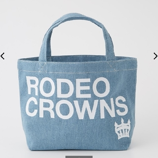 RODEO CROWNS WIDE BOWL - ロデオクラウン  トートバッグ
