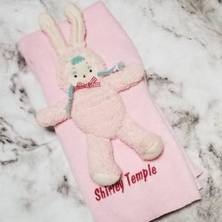シャーリーテンプル(Shirley Temple)のタイムセール00244 シャーリーテンプルノベルティブランケット毛布 ぬいぐるみ(ノベルティグッズ)