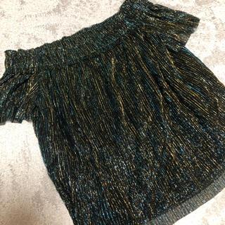 リリーブラウン(Lily Brown)のLily Brown オフショル(Tシャツ(半袖/袖なし))