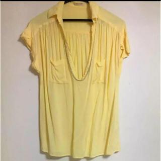 シンプリシテェ(Simplicite)のシャツブラウス(シャツ/ブラウス(半袖/袖なし))