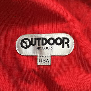 アウトドアプロダクツ(OUTDOOR PRODUCTS)のMade in USA デッドストック(ボストンバッグ)