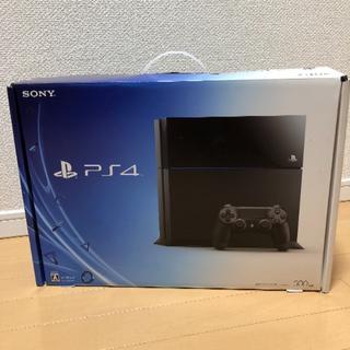 SONY - PlayStation®4 ジェット・ブラック 500GB CUH-1100A