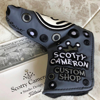 Scotty Cameron - パターヘッドカバー  S.CAMERON scotty  dog 【新品未使用】