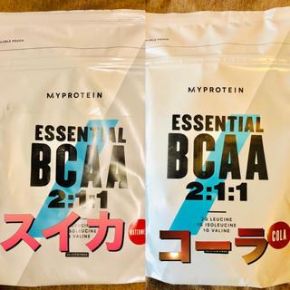MYPROTEIN - BCAA 250g スイカ コーラ bcaa 筋肥大 ダイエット マイプロテイン