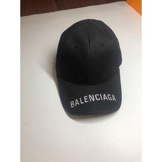 Balenciaga - キャップ 黒