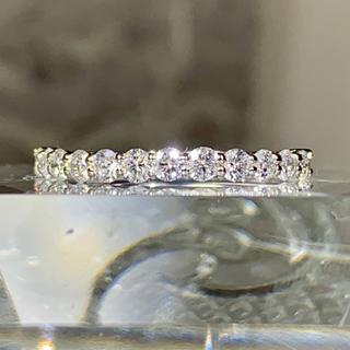 エタニティリング ハート&キューピッド ダイヤモンド 0.50ct リング