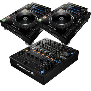 パイオニア(Pioneer)のPioneer DJ CDJ-2000NXS2 + DJM-900NXS2(CDJ)