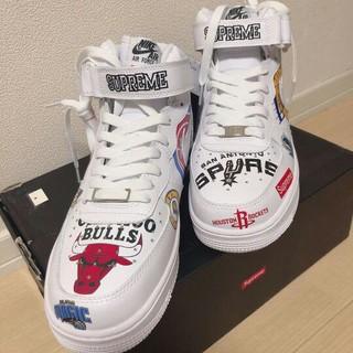 シュプリーム(Supreme)のSupreme/Nike/NBA Teams Air Force 1 Mid(スニーカー)