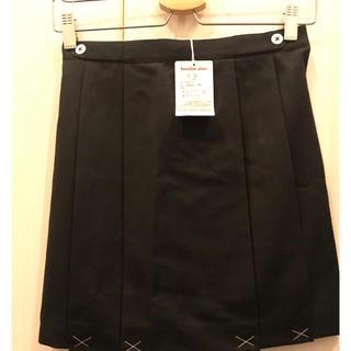 familiar - familiar plus ボックスプリーツスカート新品