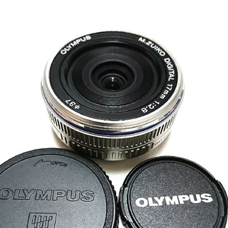 OLYMPUS - ミラーレス一眼 オリンパス OLYMPUS PEN PL17mm  単焦点