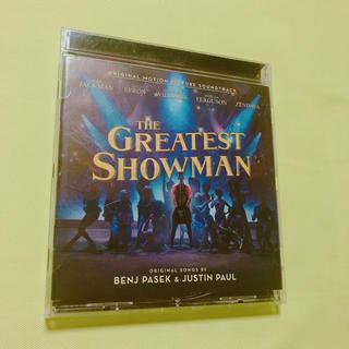 THE GREATEST SHOWMAN  グレイテスト ショーマン CD(映画音楽)