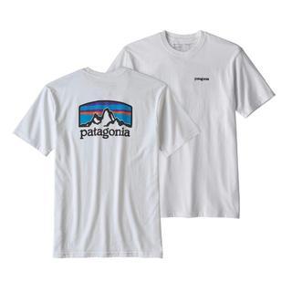 patagonia - 【新品 Mサイズ】パタゴニア Tシャツ patagonia バックプリント M