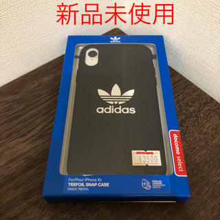 adidas - adidas iPhoneXR カバー
