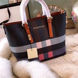 BURBERRY - 美品BURBERRY BAG