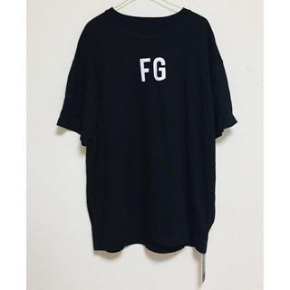 FEAR OF GOD - フィアオブゴッド FG logo Tシャツ
