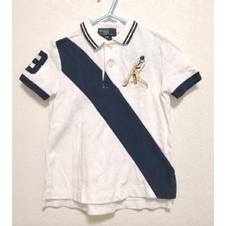 POLO RALPH LAUREN - ラルフローレン 刺繍入り ポロシャツ 2T(95㎝)