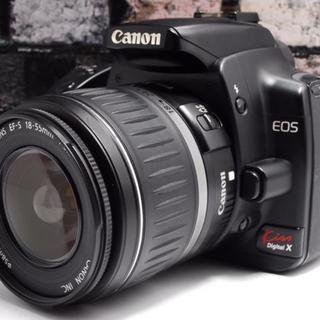 Canon - ★超人気機種★Canon kiss X レンズセット