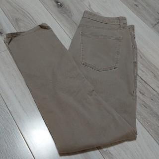 UNIQLO - スキニーパンツ メンズ パンツ ズボン