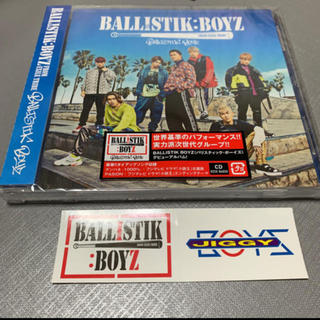 BALLISTICS - BALLISTIK BOYZ アルバム