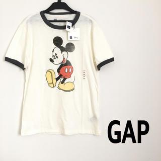 ギャップ(GAP)のGAP×disney 新品 半袖Tシャツ(Tシャツ/カットソー(半袖/袖なし))